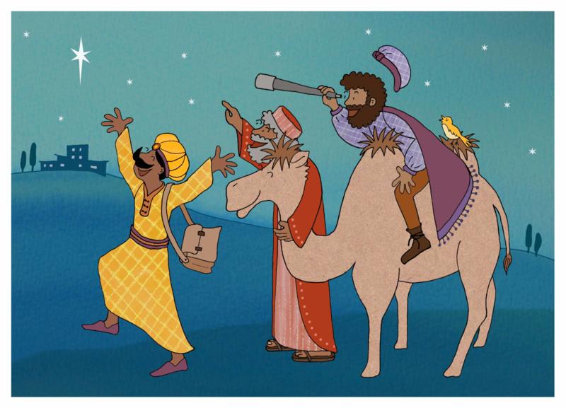 kerst - wijzen