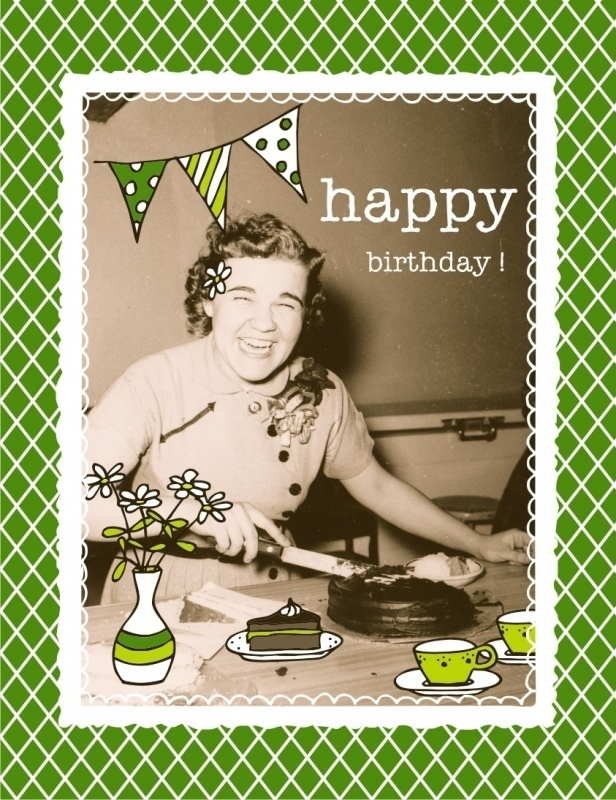 taart ! - groen