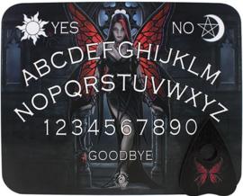 Ouijabord - Spitetbord aracnafaria design door Anne Stokes