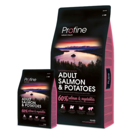 Adult Salmon & Potatoes 3kg