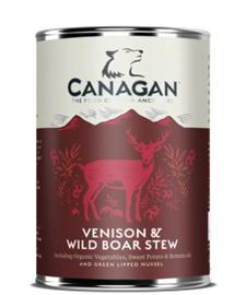 Venison & Wild Boar Stew