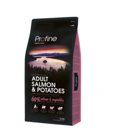 Adult Salmon & Potatoes 15kg