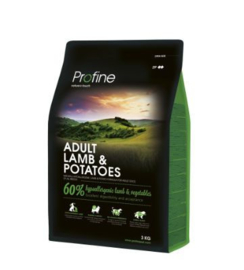 Adult Lamb & Potatoes 3kg