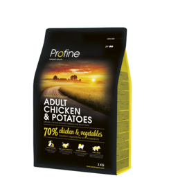 Adult Chicken & Potatoes 3kg