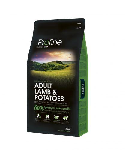 Adult Lamb & Potatoes 15kg