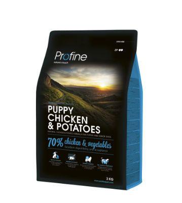 Puppy Chicken & Potatoes, 3kg