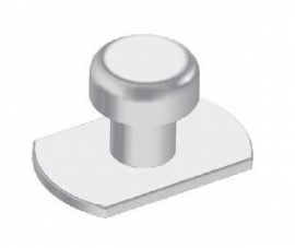 WELDABLE LINGUAL BUTTON