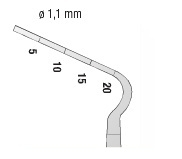 MEDESY PLUGGER 1,1 mm