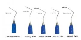 POCKETSONDES CP10L,CP2,CP8,CP8B ,WILLIAMS MET BALL END