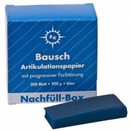BAUSCH ARTICULATIEPAPIER BK01 NAVULLING