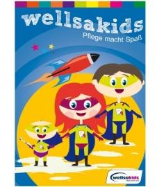 WELLSAKIDS KLEURBOEK
