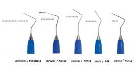 POCKETSONDES GOLDMANFOX,WHO,CP10,CP12,UNC15