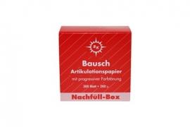 BAUSCH ARTICULATIEPAPIER BK02 NAVULLING