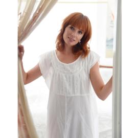 Romantisch nachthemd wit Katherine