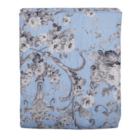 Clayre & Eef bedsprei Romantic Blue 240*260