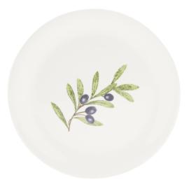 Ontbijt bord Olijf 20 cm