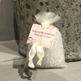 Zakje geurparels Fleur de Cotton (katoen)