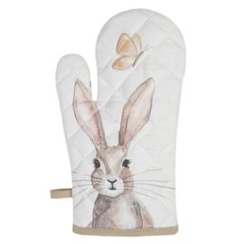 Ovenhandschoen Rustic Easter Bunny