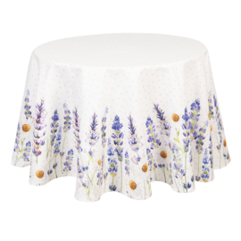 Rond tafelkleed Lavender Fields 170 cm