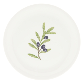 Diner bord Olijf 28 cm