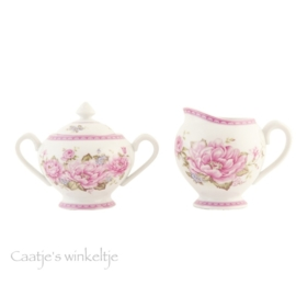 Melkkan & Suikerpot rozen