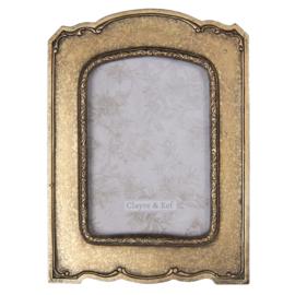 Fotolijst bronskleur 10*15