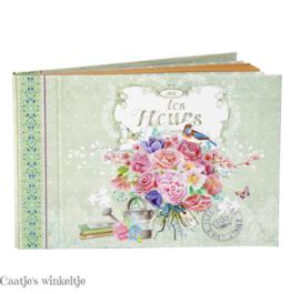 Notitieboek Les Fleurs