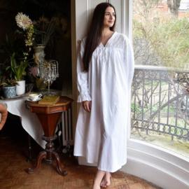 Romantisch nachthemd Penelope wit