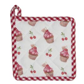 Pannenlap Cherry Cupcakes Kind