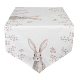 Tafelloper Rustic Easter Bunny 50*160
