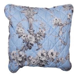 Kussenhoes Romantic Blue 40*40