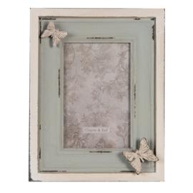 Fotolijst met vlinders 10*15