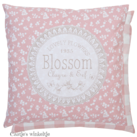 Kussenhoes Blossom roze