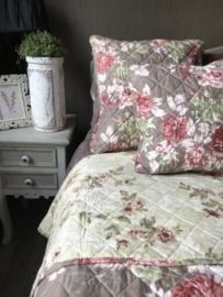 Clayre & Eef bedsprei Vintage Roses 140*220