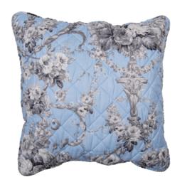 Kussenhoes Romantic Blue 50*50