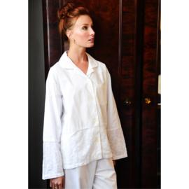 Romantische  pyjama Julia roos broderie S/M
