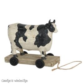 Bonte koe op wielen 6PR0035