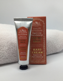 Tube handcreme Vanille / Patchouly