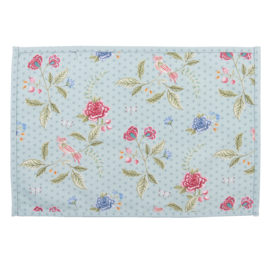 Stoffen placemats Wild flowers (6)