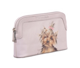 Small cosmetic bag A dog's life