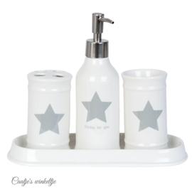 Badkamerset met sterren (4)