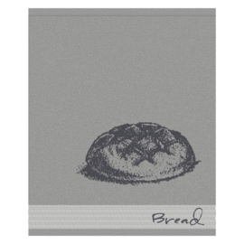 Keukendoek Bread grey