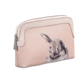 Small cosmetic bag Pink Bunny