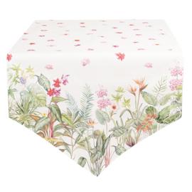 Clayre en Eef tafelloper botanisch 50*160