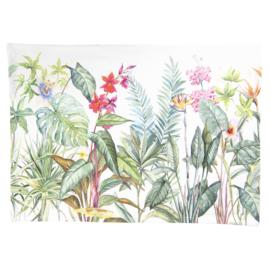 Clayre en Eef stoffen placemats (6) Botanisch