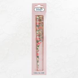 Vintage puntkam roosjes