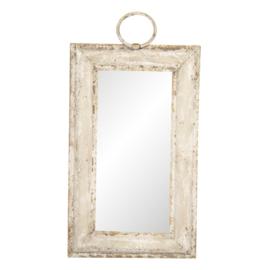 Brocante spiegel 31*35*53
