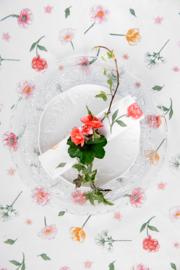 Clayre en Eef Pannenlap bloemen 20*20