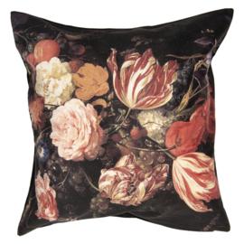 Kussenhoes bloemen 45*45