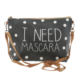 Toilettas I Need Mascara 28*18 L